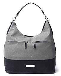 Kelly Moore Bag Women\'s Brownlee Shoulder Bag OS, Grey