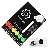 ZCL Raspberry Pi RPI MS100A Berry Clip 6 LED Add-on Board Python Learning Board