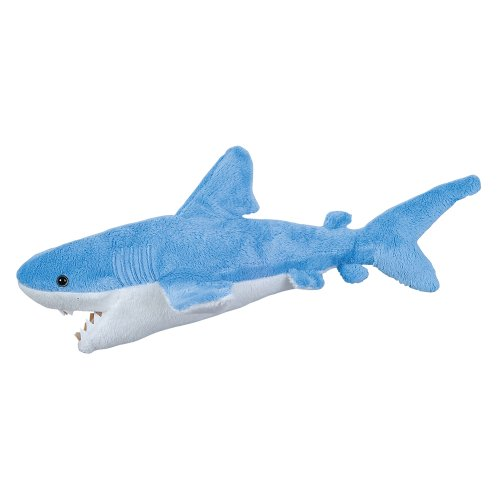 Adventure Planet Plush - Blue Shark ( 13 Inch ) front-295011