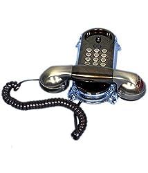 Italish Orientel KXT777 Vintage style Maharaja Ringer LED indication Landline Telephone
