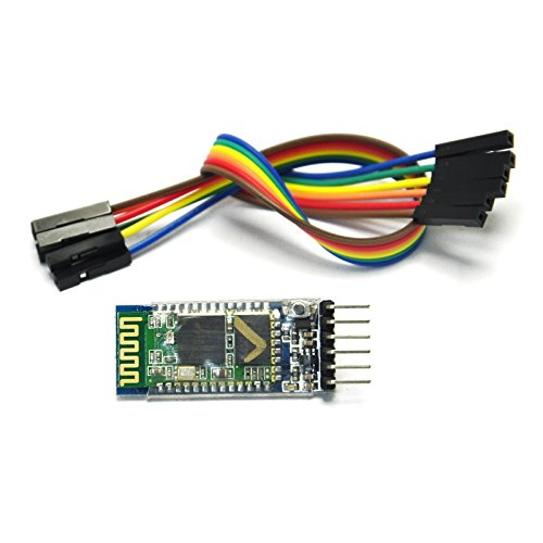 Gikfun 6 Pin Bluetooth RF Transceiver Module HC 05 for Arduino EK1146_