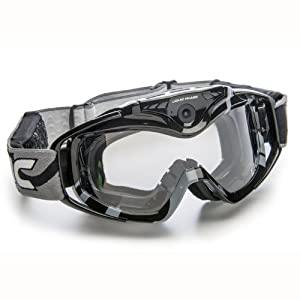 Liquid Image 369 BLK Torque Series Off-Road Goggle Cam HD 1080p with Wi-Fi Video... by Liquid Image
