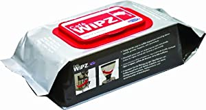 Urnex Café Wipz, 100-Count Bag by Urnex