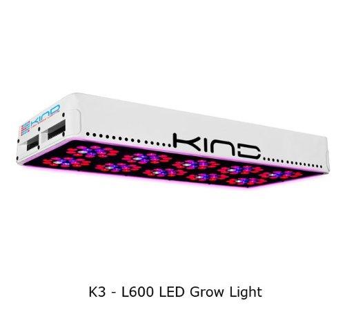 Kind K3 - L600 Led Grow Light