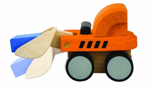 PlanToys Mini Bulldozer - 1