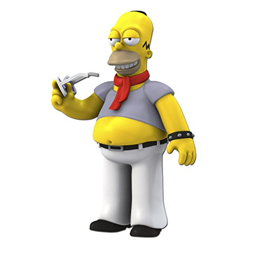 NECA Simpsons 25th Anniversary 5