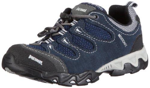 Meindl Tarango Junior 680142, Scarpe da trekking unisex bambino, Blu (Blau/marine/silber), 27