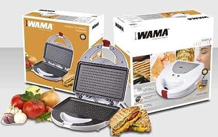 Wama-WMSM-08G-Sandwich-Maker