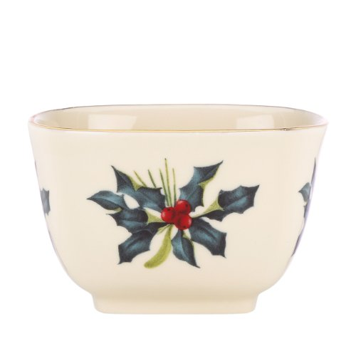 Lenox Winter Greetings Archive Nut Bowl front-815756