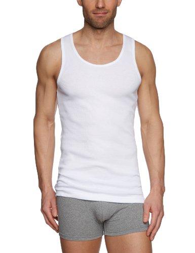 Tommy Hilfiger Tank 2Pack Men's Vest Bright White Large