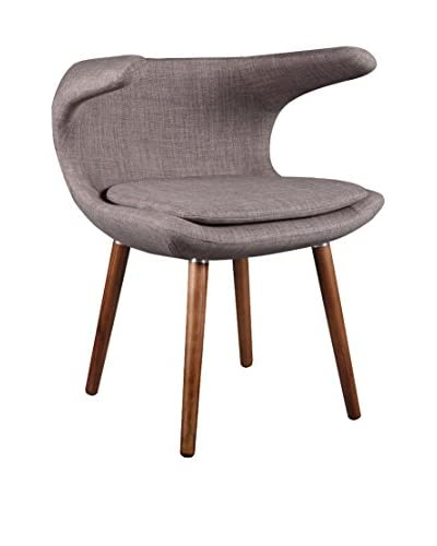 Ceets Arc Leisure Chair, Grey