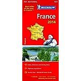 France 2014 National Map 721