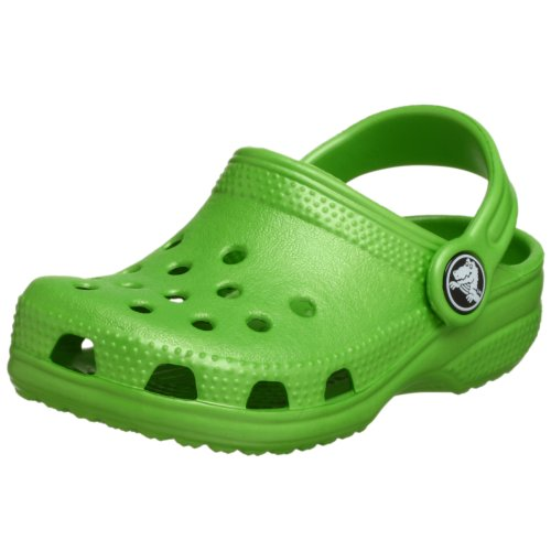 416uBAK3djL. SL500  Toddler Crocs Little Kid Cayman Sandals Review