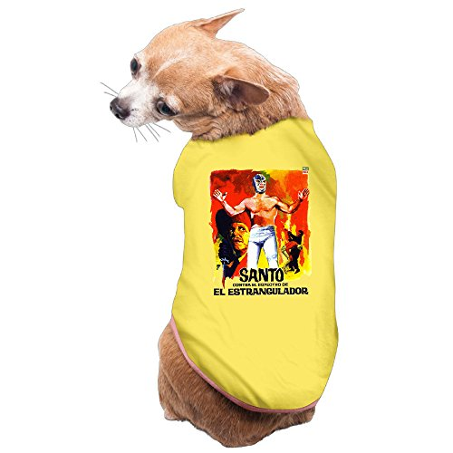 santo-in-the-museum-of-the-mexican-film-industry-pet-supplies-big-dog-clothing-outfit