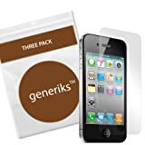 Generiks Screen Protector for iPhone 4 / 4S