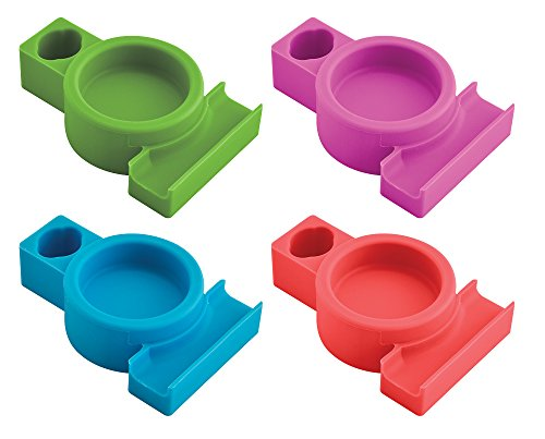 nogoo-silicone-420-oil-pen-stands-assorted-colors-silicone-pen-station