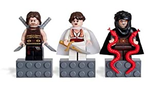 LEGO Prince of Persia: The Sands of Time - Magnet Set