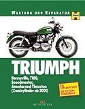 Reparaturanleitung - 702.02.66 - 5239 - Triumph Bonneville-Modelle(Zweizylinder)