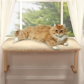 Petmate Boutique Cat Window Perch