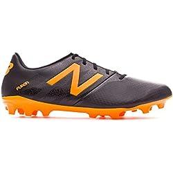 New Balance Bota Furon Dispatch FG Black-Orange Talla 7,5 USA