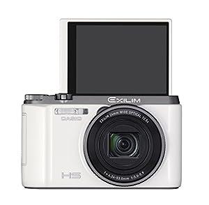 Casio Digital Camera Exilim Zr1100 White Ex-zr1100we Japan Import