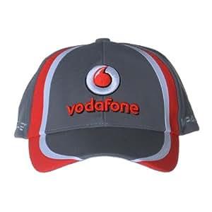 Vodafone mclaren mercedes team hat sports for Mercedes benz hat amazon