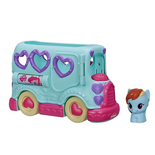 My Little Pony Rainbow Dash Friendship Bus