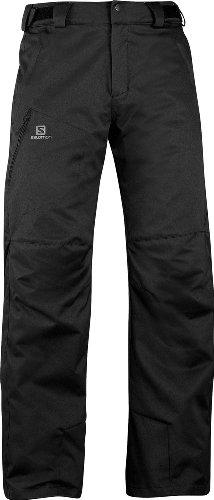 Salomon Impulse Ski Pants Black Mens Sz L