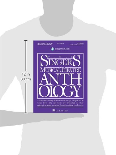 singers musical theater anthology pdf