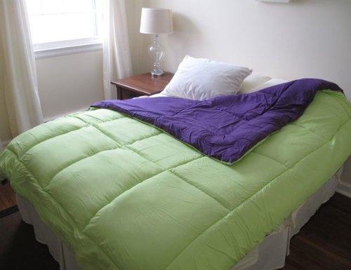 Lime Green Comforter