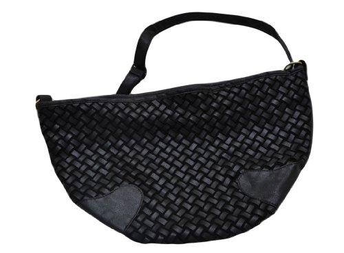 NISA Handbag (Black) (VYUC74A)