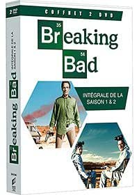 Breaking Bad - Intégrale Saisons 1 & 2 - Coffret 7 DVD