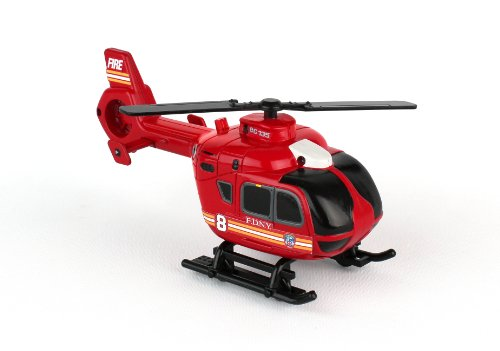 Daron FDNY Mighty Helicopter - 1