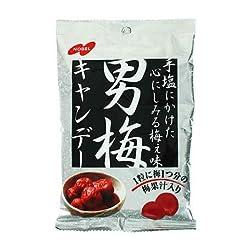 男梅 80g (10入り)