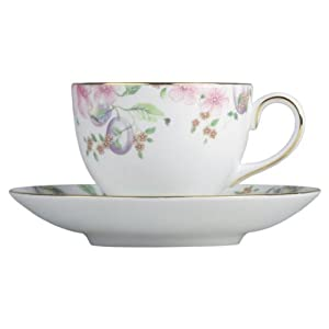 Wedgwood Sweet Plum Teacup