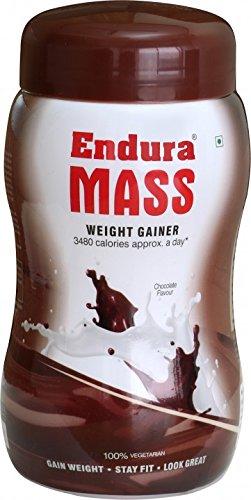 Endura masse masse Gainer 500gms-chocolat saveur