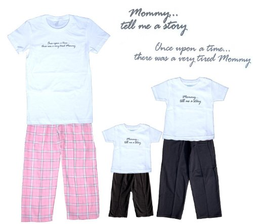 Matching Pajamas For The Family front-632008