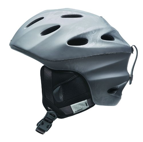 Ski & Snowboard Helm mat titanium g fade