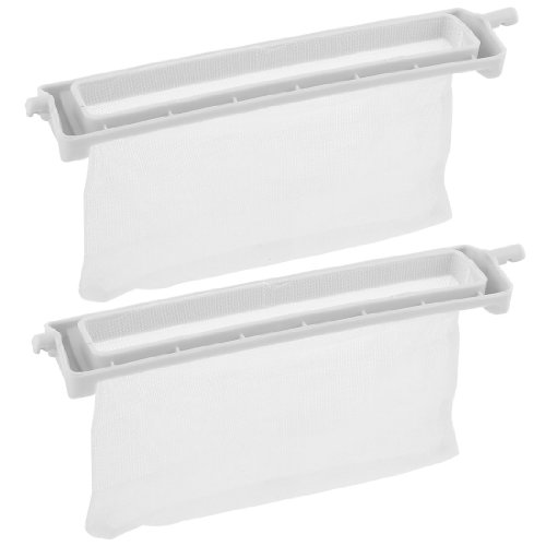 Replacing Part Mesh Nylon Filter Bag for Toshiba Washing Machine 2 Pcs
