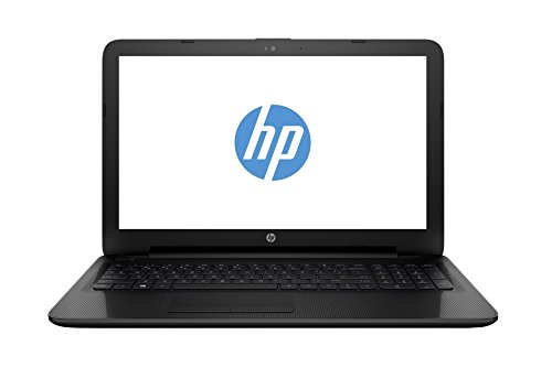 HP – 15.6″ Laptop / AMD A6-Series / 4GB Memory / 500GB Hard Drive / DVDRW/CD-RW / Windows 10 – Black