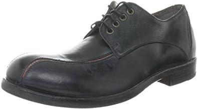 MOMA Derby Shoe 57201-J3, Herren Casual Schnürer, Schwarz (nero), EU 41.5
