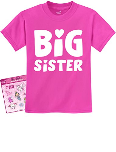 Crazy Dog Tshirts Dog Shirt Dog Shirt Big Sister Cute Clothes For Family Pet. Sold by Crazy Dog T-shirts. $ $ Spreadshirt This girl is going to be a big sister Kids' T-Shirt. Sold by Spreadshirt Inc. + 6. $ - $ $ - $