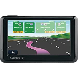Garmin nuvi 1390/1390T 4.3-Inch Widescreen Bluetooth Portable GPS Navigator with Traffic & Lifetime Map Updates (Discontinued by Manufacturer)