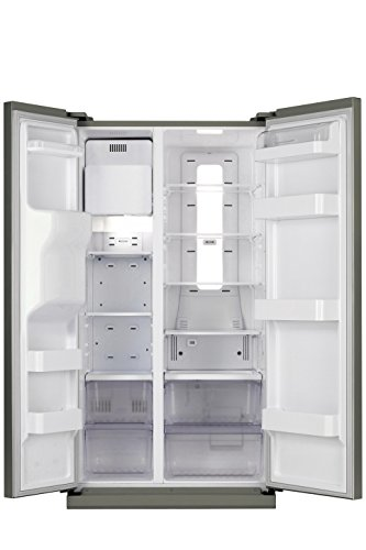 SAMSUNG RS21HST 600 Litres Side-by-Side Door Refrigerator