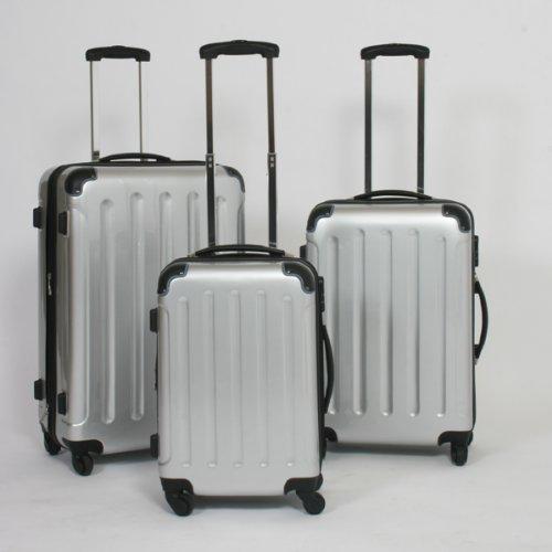 Reisekoffer Kofferset Trolley 3er Set Polycarbonat