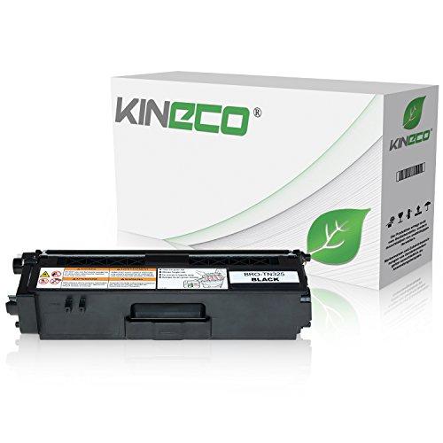 Toner kompatibel zu Brother TN-325 für Brother DCP-9055CDN, DCP-9270, HL-4140, HL-4150, HL-4570, MFC-9460CDW, MFC-9970, MFC-9560 - TN-325BK - Schwarz 4.000 Seiten
