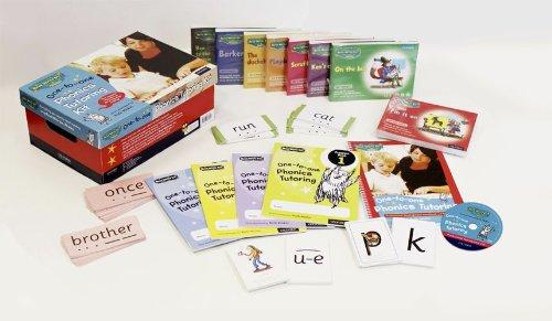 Read Write Inc: Phonics: One-to-One Phonics Tutoring Kit