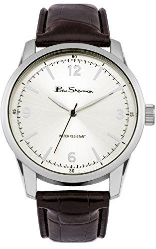 ben-sherman-bs116-orologio-da-uomo-al-quarzo-con-display-analogico-e-cinturino-in-pelle-colore-argen