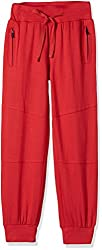 People Boys' Trousers (P30501166170818_Red_3-4 Yrs)