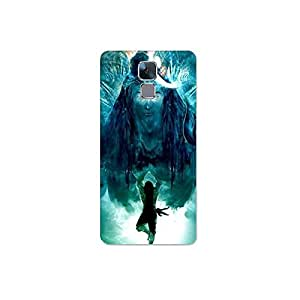 HUAWEI honer 7 nkt11_R (27) Mobile Case by Mott2 - Lord Shiva